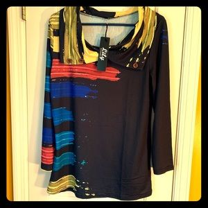 Lily by Firmiana Tunic NWT